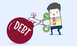 Getting Out of Debt Fast – On Your Own